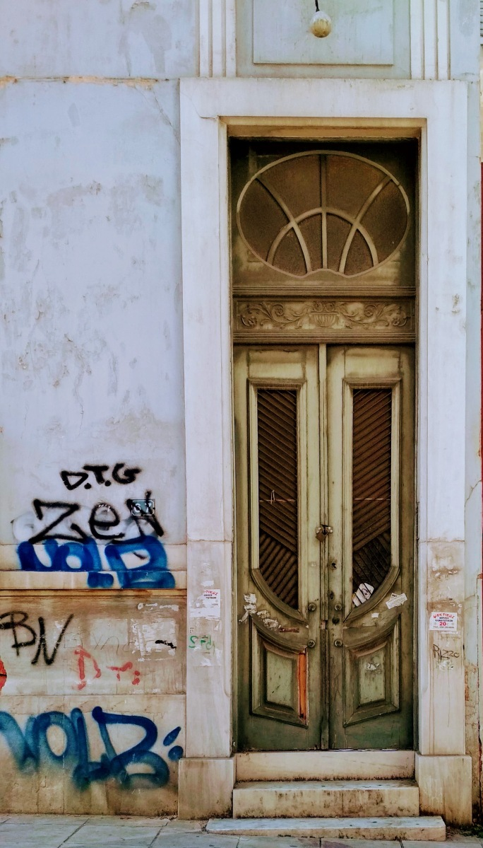 Doors of Athens - Sunday morning